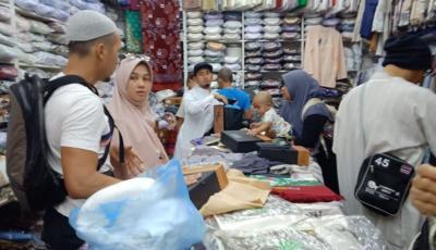 Jaafaria, Surga Belanja Oleh-Oleh Jamaah Haji yang Dahulu Dikenal Pasar Seng