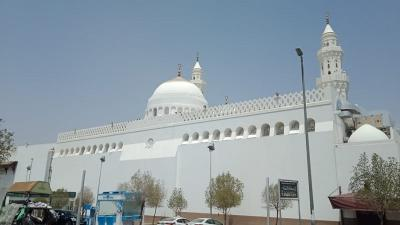 Menyusuri Jejak Rasulullah Mengubah Arah Kiblat Masjid Qiblatain di Madinah