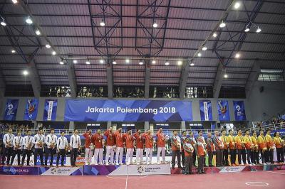 PDIP: Sukses di Asian Games, Indonesia Siap Jadi Tuan Rumah Olimpiade dan Piala Dunia