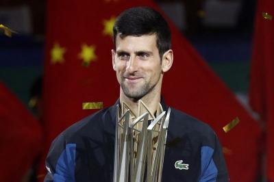 Djokovic Ancam Posisi Nadal sebagai Petenis Nomor Satu Dunia