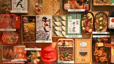 Ekiben: Bekal Makan Istimewa yang Wajib Dicicipi di Jepang
