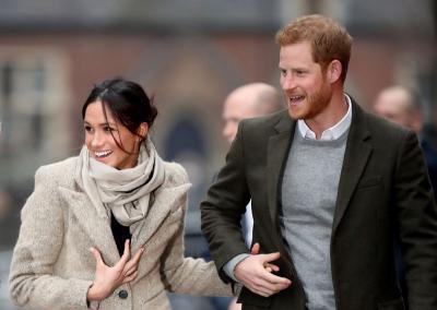 Saking Bahagianya, Pangeran Harry Umumkan Kehamilan Meghan Sambil Terbata-bata