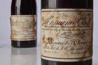 Wine Termahal di Dunia Berhasil Terjual Seharga Rp8,4 Miliar