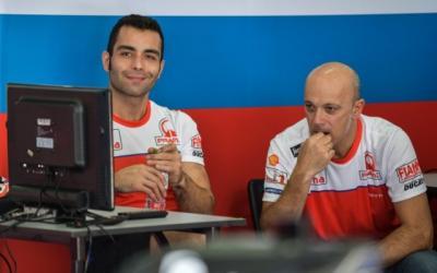 Petrucci Ungkap Apa yang Ingin Dibenahinya di MotoGP 2019