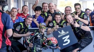 Zarco Yakin Bisa Kembali Bersaing dengan Pembalap Pabrikan di MotoGP Jepang 2018