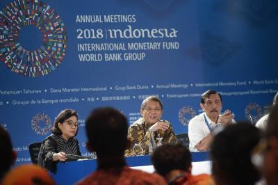 Raih Investasi Ratusan Triliun di Pertemuan IMF-World Bank, Apa Keuntungan bagi Rakyat?