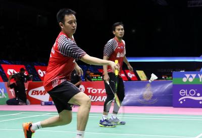 3 Wakil Indonesia Lolos ke Babak Kedua Denmark Open 2018
