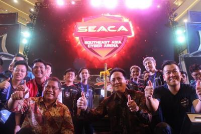 UniPin Gelar Turnamen eSports Kelas Dunia SEACA di Jakarta