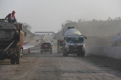 Tol Salatiga-Kartasura Dioperasikan Akhir Desember