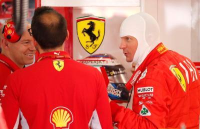 Peringatan Raikkonen untuk Ferrari Jelang F1 GP Amerika Serikat 2018