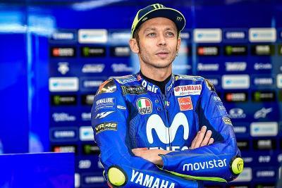 Harapan Rossi Mentas di Motegi dalam Kondisi Kering