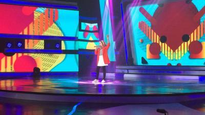 Mirai Naziel Raih Standing Ovation di Indonesian Idol Junior 2018