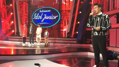 Dua Kontestan Ini Harus Pulang dari Indonesian Idol Junior