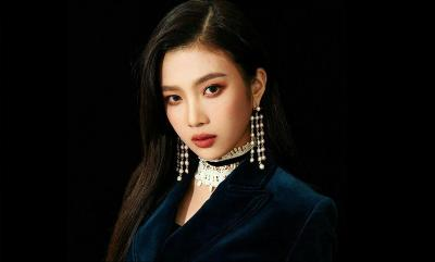 Cedera Bahu Kanan, Joy 'Red Velvet' Tinggalkan Konser di Singapura