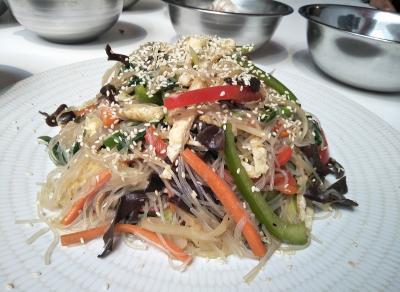Resep Japhae, Makanan Korea Enak yang Mudah Dibuat