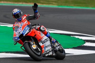 Dovizioso Kecewa Gagal Raih Podium di MotoGP Jepang 2018
