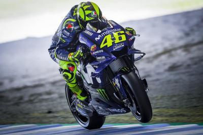 Rossi: Finis Keempat di Motegi Bukanlah Hasil yang Buruk