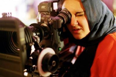 Iman Zawahry Filmmaker Berhijab Cantik dari AS yang Mampu Ubah Stereotip Islam