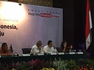 Saat Sri Mulyani Bandingkan Pengelolaan Utang Era Jokowi dengan SBY