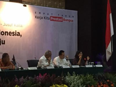 4 Tahun Jokowi-JK, Sri Mulyani: APBN Kredibel, Defisit di Angka 2%