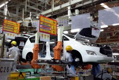 4 Tahun Jokowi-JK, Bagaimana Perkembangan Industri RI?