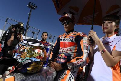 Usai Jadi Juara Dunia, Marquez Masih Punya PR di MotoGP 2018