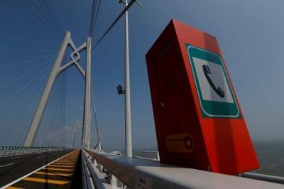 China Operasikan Jembatan Laut Terpanjang Dunia, Berikut 16 Fakta di Baliknya