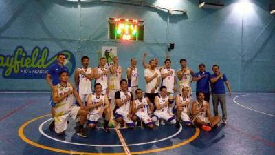 Kandaskan MNC Sky Vision, RCTI Juarai Turnamen Basket HUT MNC Group Ke-29