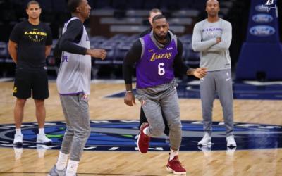 Lakers Tegaskan Bakal Tambah Pemain Bintang Lagi
