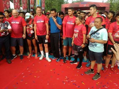 RCTI Reds Run 2018 Resmi Dimulai