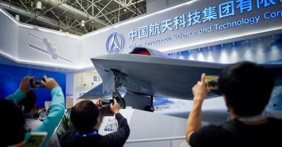 Drone Ini Bisa Melesat dengan Kecepatan 800 Km Jam