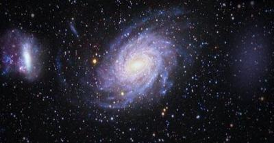 Galaksi 'Hantu' Raksasa Ditemukan Mengelilingi Bima Sakti