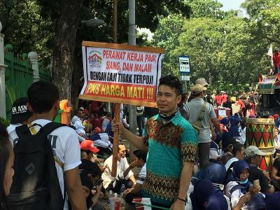 Kabar Gembira, Gaji Pegawai Honorer Bekasi Naik Rp73 Miliar
