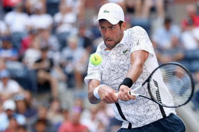 Djokovic Jadi Petenis Pertama yang Lolos ke Semifinal ATP Finals 2018