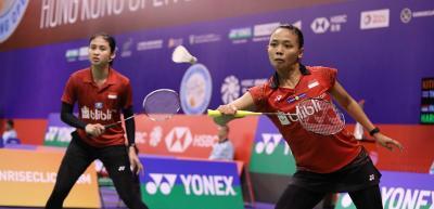 Ini Kunci Sukses Della Rizki Lolos ke Perempatfinal Hong Kong Open 2018