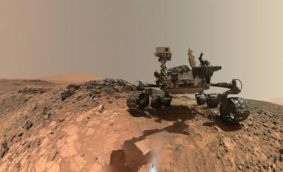 NASA Berencana Mendaratkan Pesawat Antariksa di Mars