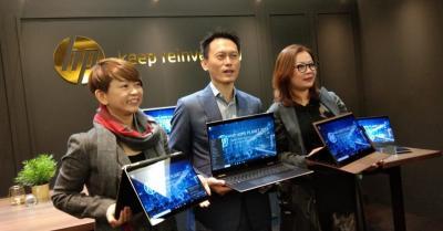 HP Luncurkan 3 Laptop Terbaru Sasar Pelaku UKM