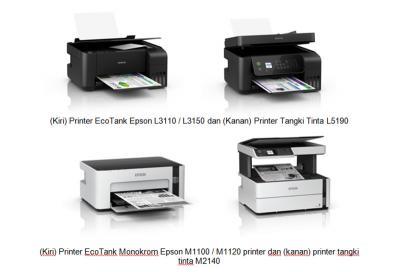 Epson Luncurkan Printer EcoTank