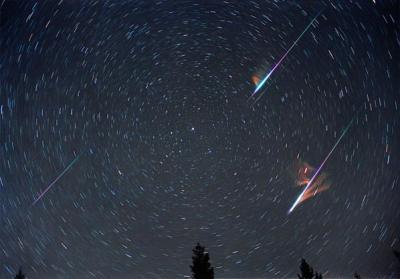 Malam Ini, Bumi Bakal Diterpa Hujan Meteor