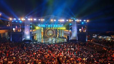 ADI 2018 MNCTV Jadi Ajang Hiburan Masyarakat Malang