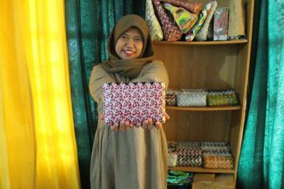 Gadis Desa Ciptakan Teknologi Pengelolaan Sampah hingga Diakui Dunia