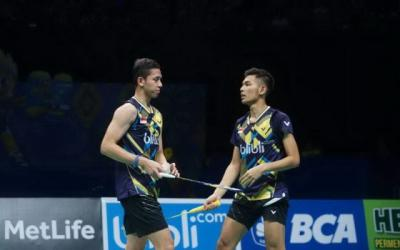 Fajar Rian Gagal ke Final Hong Kong Open 2018