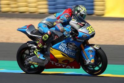 Joan Mir Ketahuan Sudah Kendarai GSX-RR untuk MotoGP 2019