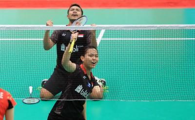 Indonesia Pastikan 1 Gelar di Kejuaraan Dunia Bulu Tangkis Junior 2018