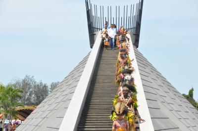 TKN Sebut Monumen Kapsul Waktu Pemacu Semangat Wujudkan Mimpi Indonesia
