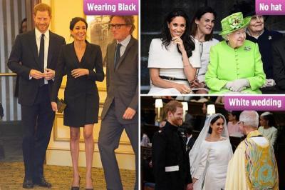 Meghan Markle Harus Ubah Gaya Fashionnya, Ini Alasannya