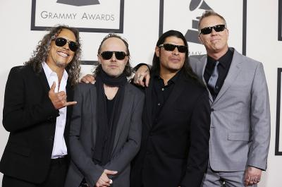 Metallica Donasikan Rp1,46 Miliar untuk Korban Kebakaran California