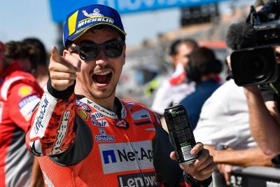 Lorenzo Siap Arungi MotoGP 2019 Bersama Honda