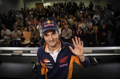 Catatan Dani Pedrosa Selama Mentas di MotoGP