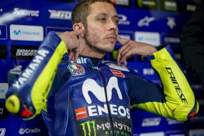 Pertama Kalinya, Rossi Gagal Menang Race dalam 1 Musim MotoGP di Yamaha